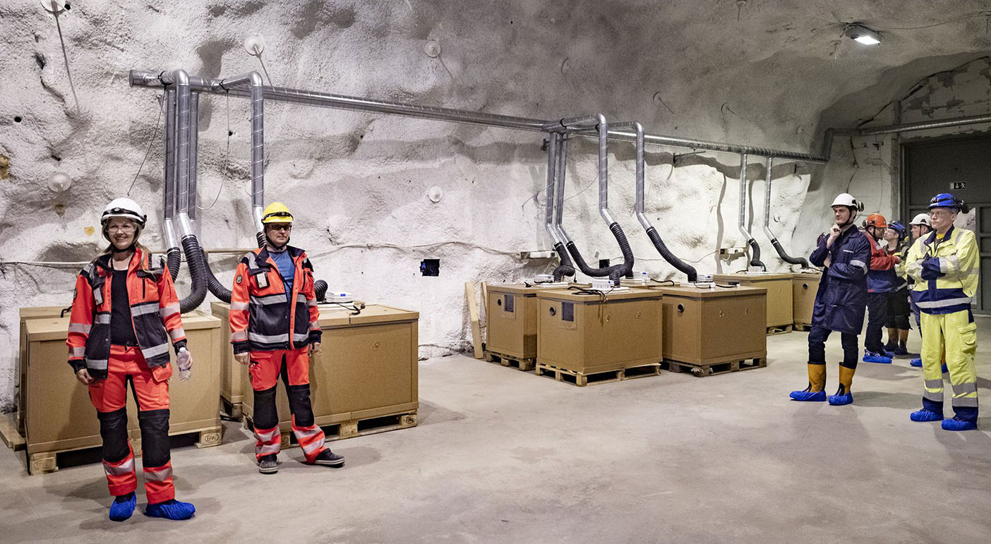 Finland - Entocube harnesses the power of geothermal heat