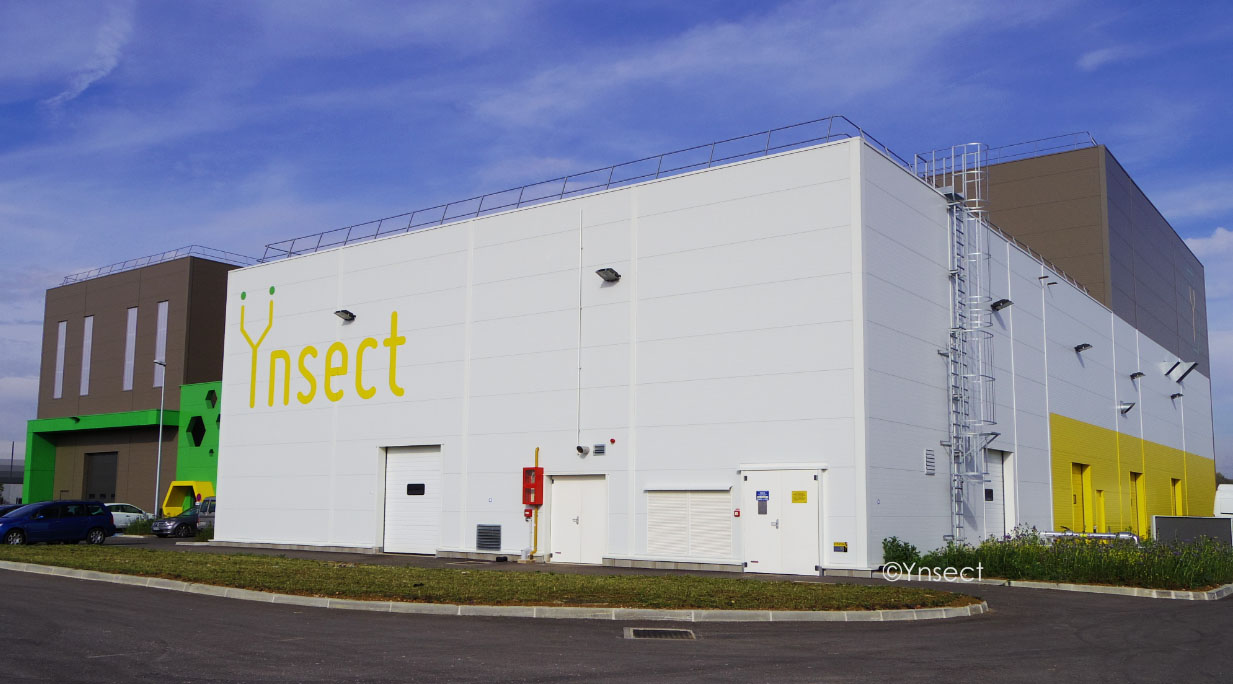 Ynsect has no fewer than 25 patents on its various technologie