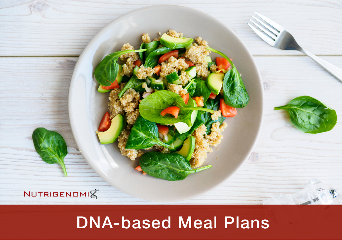 Nutrigenomix has partnered with EatLove to launch new online personalised meal plans as part of genetic testing service