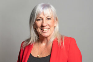 UK Science Minister, Amanda Solloway