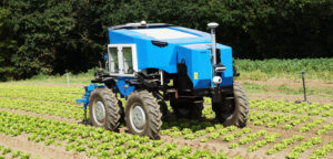 Farmdroid suggests that its robots could work unsupervised for the season with the aid of a geofence, offering a viable alternative to spraying for non-organic sugar beet