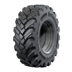 Continental has released an intelligent hybrid tire with VF technology and sensors that continuously monitors the pressure and temperature in the tire