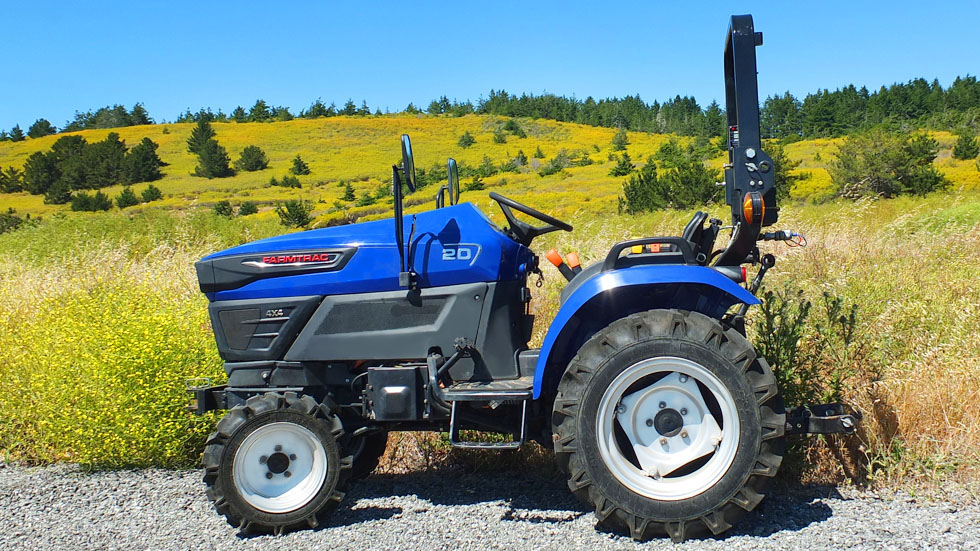 Compact Electric Tractor (CET)