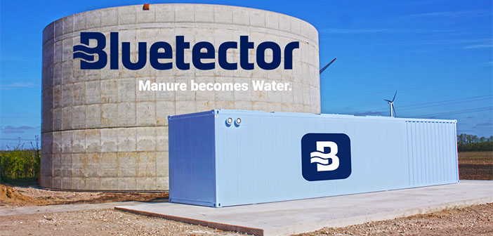 Swiss innovation converts manure into water