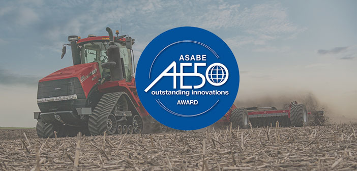 Nine ASABE 2021 ag innovation awards for New Holland and Case IH