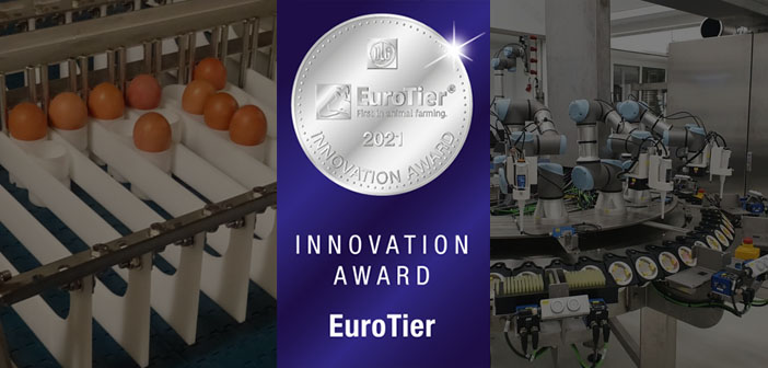 Poultry technology solutions receive silver medals in EuroTier innovations awards