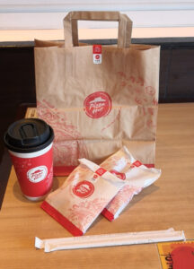 Yum China has launched a new range of more sustainable packaging solutions for KFC and Pizza Hut customers