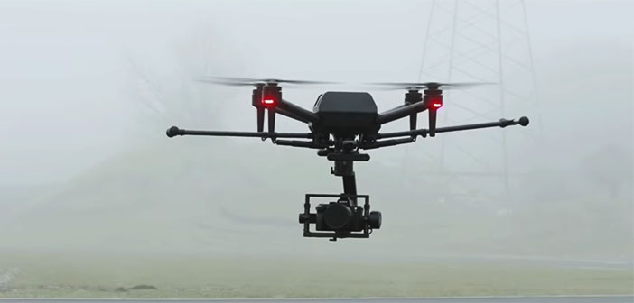 Sony reveals Airpeak drone – an ideal fit for crop monitoring?
