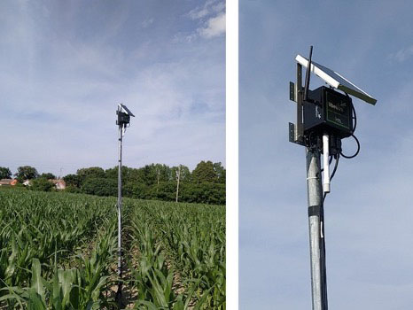 The Field Monitoring Laboratory uses Libelium's smart agriculture technology, enabling farmers to make informed decisions and improve production