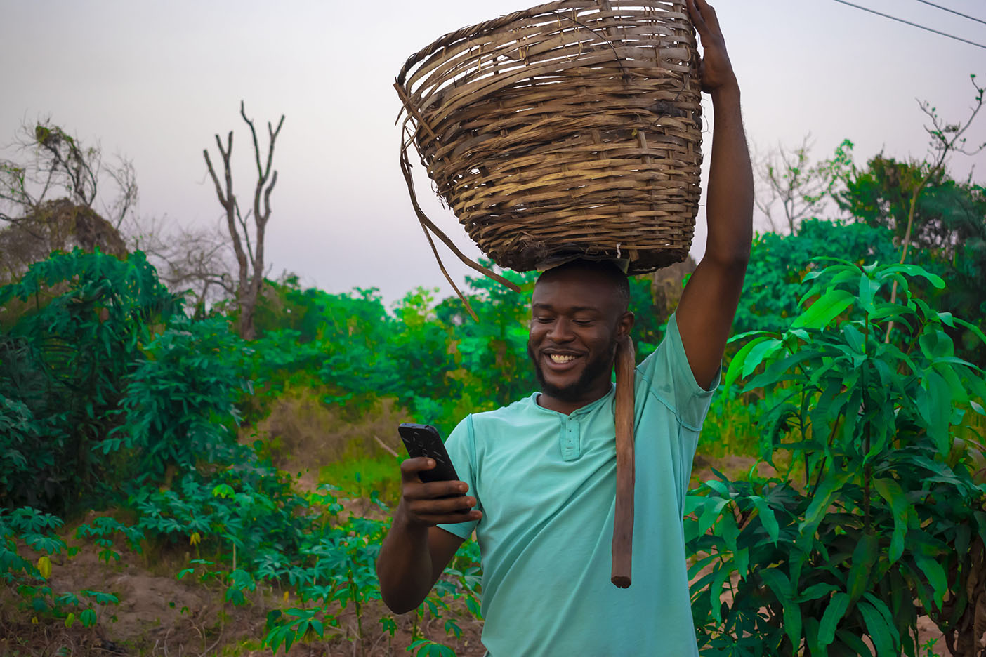 Over 500 million small-scale farmers produce over 70 percent of the world's food and spend over $400 billion on farm inputs and other services, annually. Yet, they are often ignored by the global markets, services and leaders creating solutions to agricultural problems.