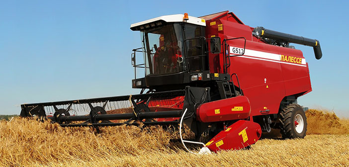 World's first production-line OEM contract for autonomous combines is Russian