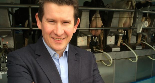 Terry Canning, CEO of CattleEye